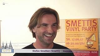 Smettis Vinyl Party - Talk im Tor