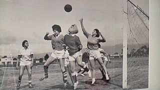 Der Ball rollt...    South African Photography